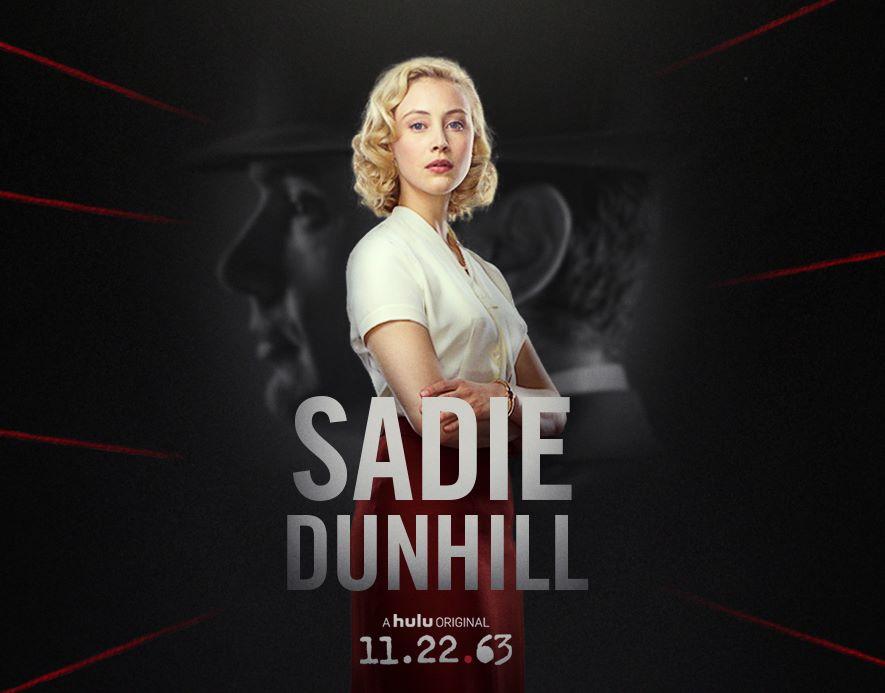 Dallas 63 promo Sadie Dunhill